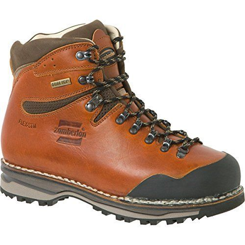 Zamberlan Tofane NW GT RR Boot - Men's Waxed Brick, 41.0 >>> Details can be found by clicking on the image.