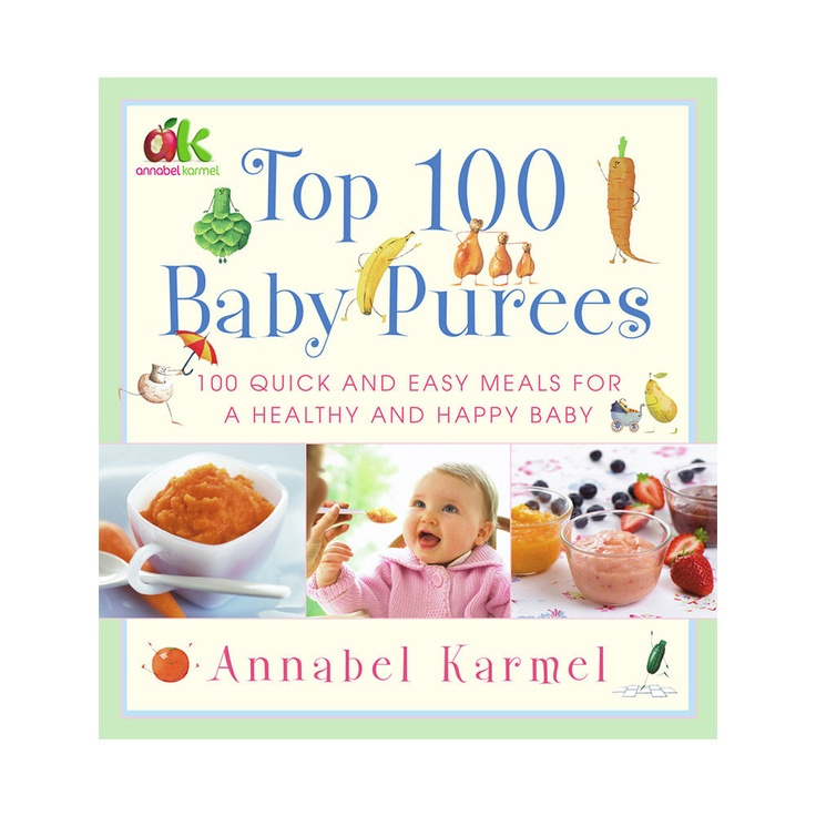 The 25 best annabel karmel books ideas on pinterest baby food top 100 baby purees book and recipesed this book to use with my baby food maker forumfinder Image collections