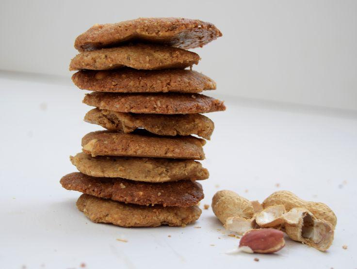 Gek op pindakaas? Maak dan eens deze vegan+glutenvrije gezonde pindakaas koekjes. Vind hier het simpele recept voor deze o zo lekkere koekjes!
