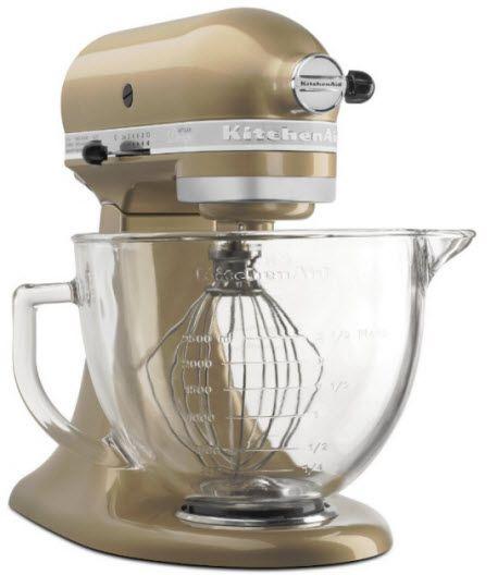 Kitchen Mixer Bride ~ Kitchenaid unveils champagne gold stand mixer at