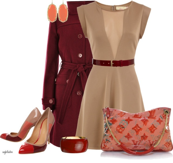 """""""Clean Slate - Nude Dress Contest #4"""" by angkclaxton on Polyvore"""
