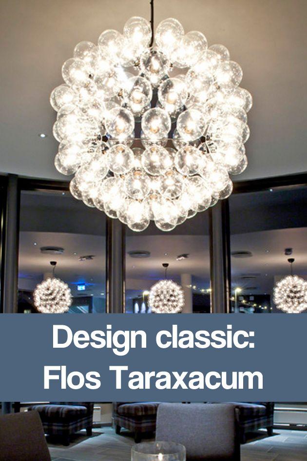 Design classic flos taraxacum