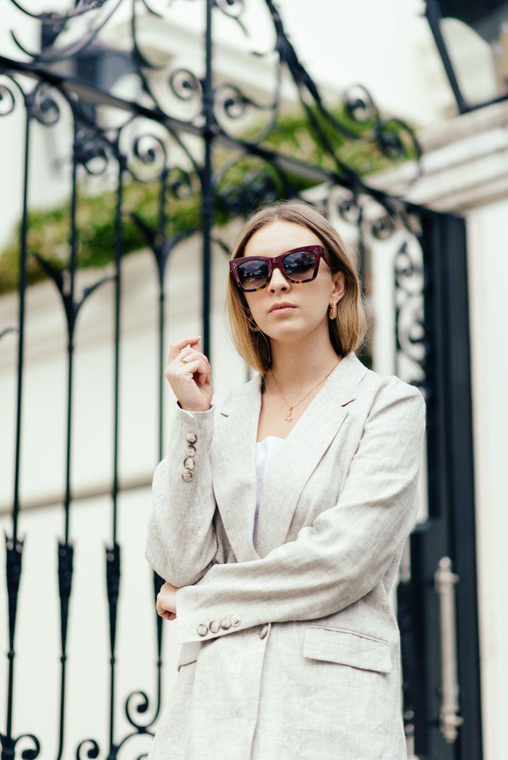 Celine Katherine Sunglasses | Reformation Blazer | Stoleninspiration.com | NZ Fashion Blogger