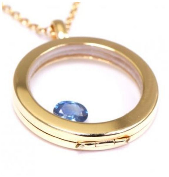 Sapphire for September #whatdoyoutreasure