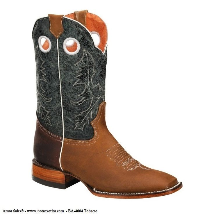 BA-4004 - Botas Vaqueras Rodeo para Hombre
