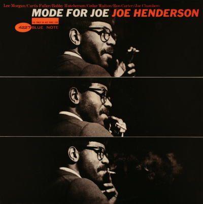Joe Henderson. Blue Note. #jazz