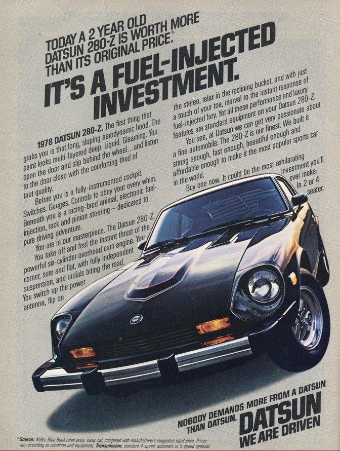 Datsun 280z 1978