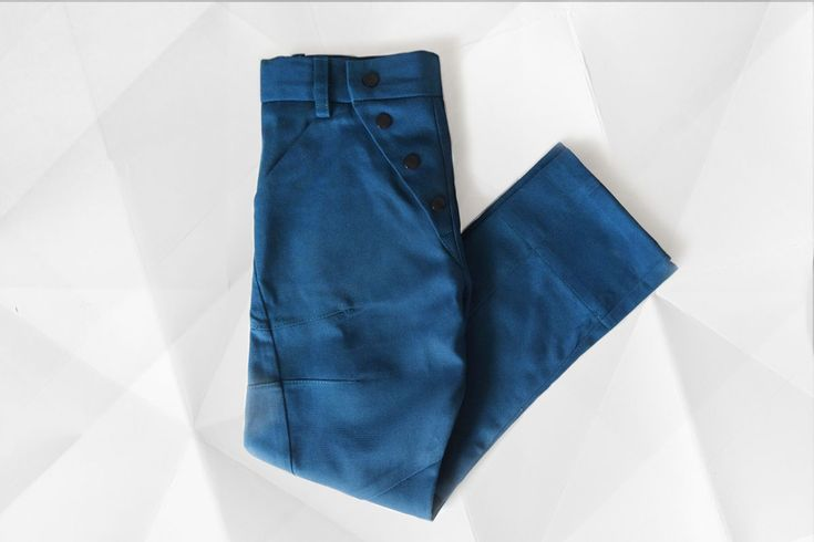 Book Fold Trousers | Madeit Patterns