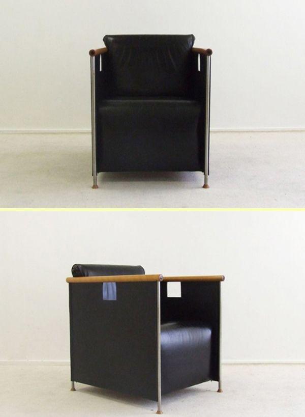 Lounge #Chair by Pierre Mazairac and Karel Boonzaaijer