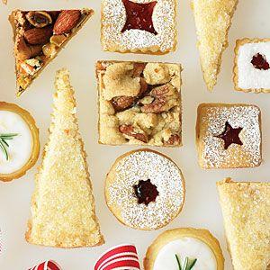 Sunset magazine shortbread cookie recipe