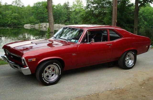 1969 Chevy Nova | Hottest Muscle Machines:Classic Cars, Muscle Cars and Trucks #…