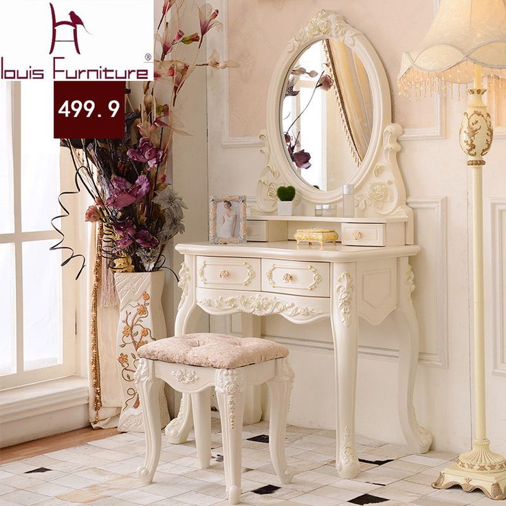 Cheap table with mirror Buy Quality dressing