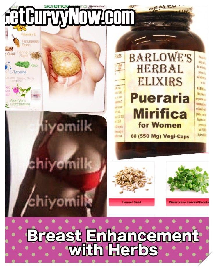 Herbal breast enhancement reviews