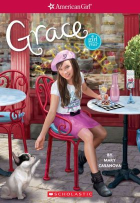 Grace American Girl Girl Of The Year 2015 Book 1 In 2020