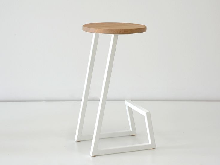 CORKTOWN Low stool by hollis+morris