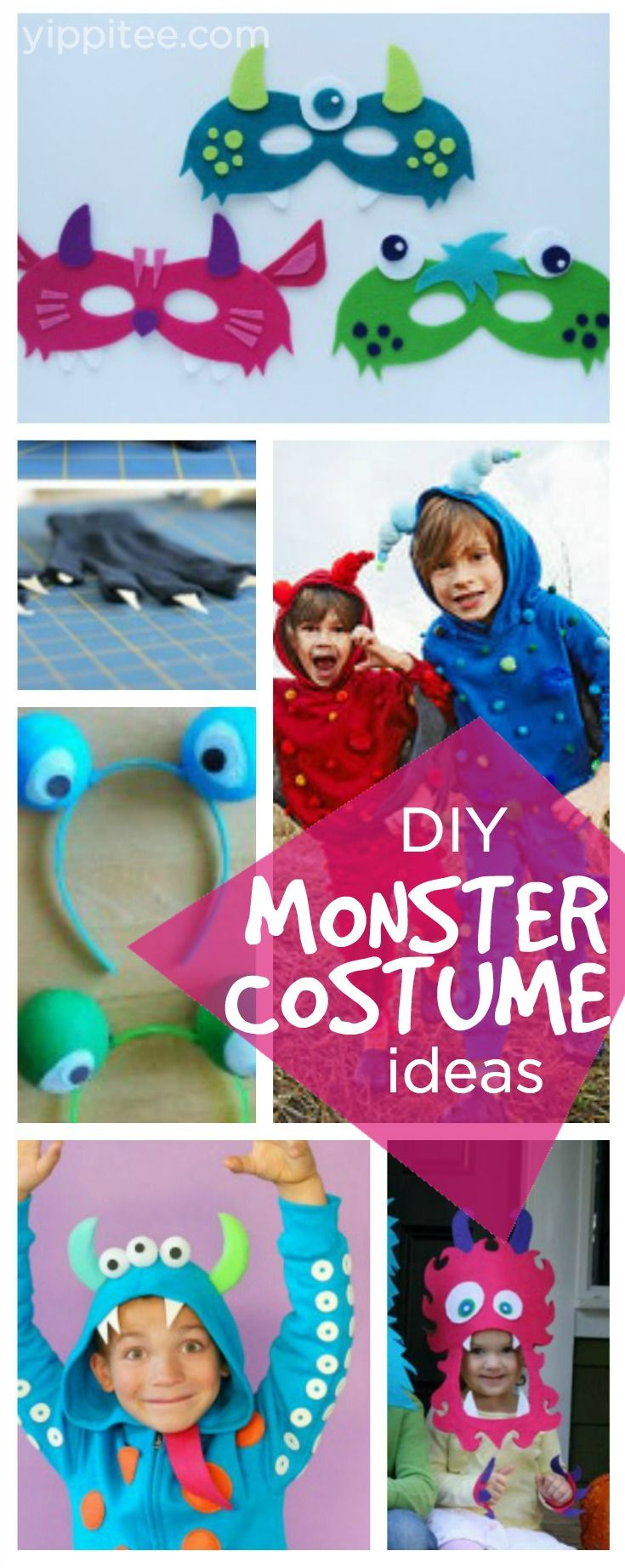How To Make Your Own Halloween Costume Ideas