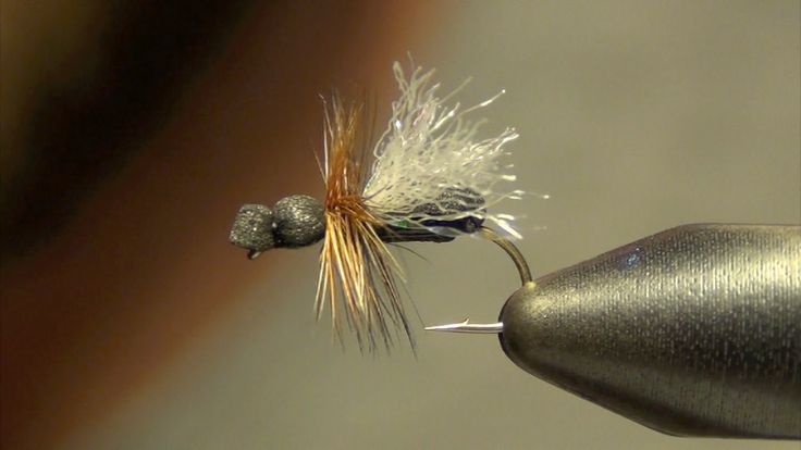 Foam Flying Ant Fly Tying Directions