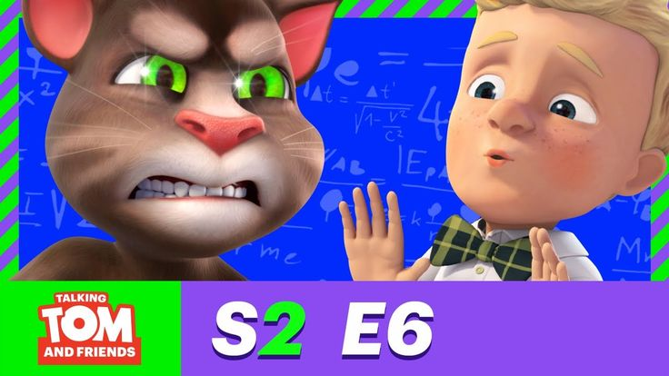Talking Tom and Friends 2017 new series English The Backup Genius online full movie Season 2 Episode 6 on youtube