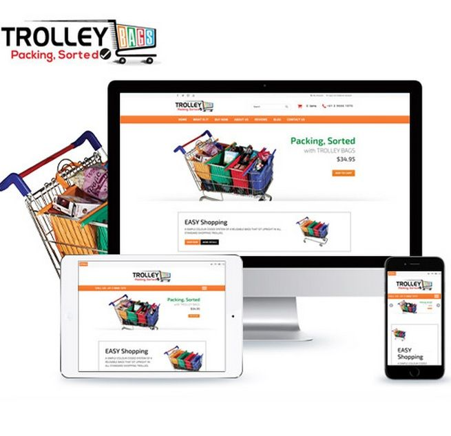 36 minutes ago · www.cleverlocal.com.au Simple yet modern design of Trolley Bags. Shoppers can easily find the product and can quickly purchase it. So you have an #onlinestore ?