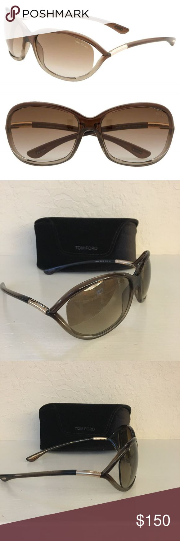 Tom Ford Jennifer Sunglasses Tom Ford Brown Jennifer Sunglasses- gently used/like new (excellent condition) Tom Ford Accessories Sunglasses