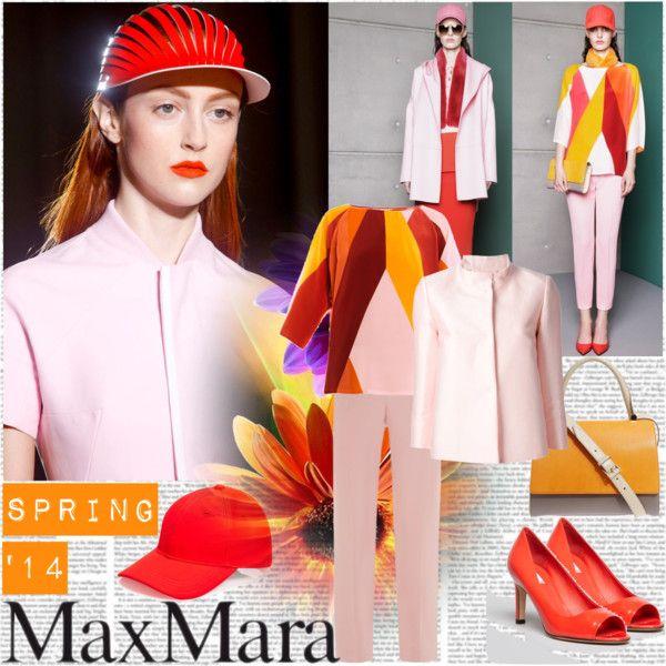 Max Mara Spring '14