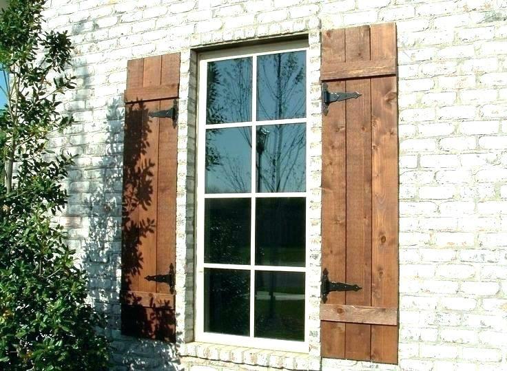 Exterior Shutters Decorative Exterior Shutters Exterior Faux