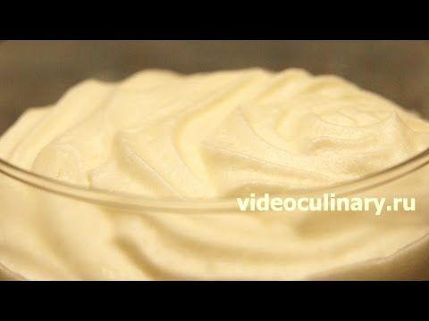 Итальянский крем – Рецепт воздушного крема от Бабушки Эммы