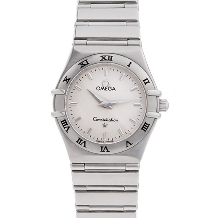Omega Constellation 6552/864 - Omega - Ladies Omega Constellation in stainless steel. Quartz. Ref 6552/864. Fine Pre-owned Omega Watch.
