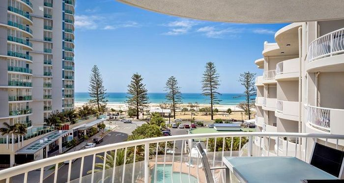 Penthouse Apartments at Kirra Beach Apartments Coolangatta Gold Coast