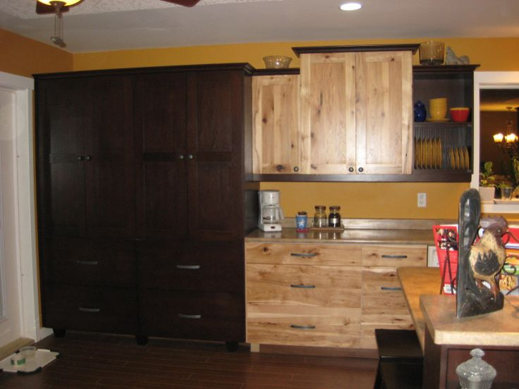 Kitchen Hickory Cabinets Photos