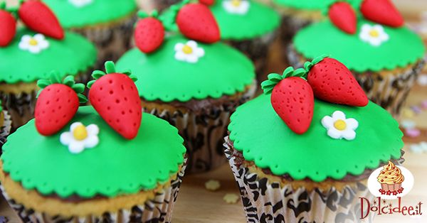 Cupcake di primavera - dolcidee.it