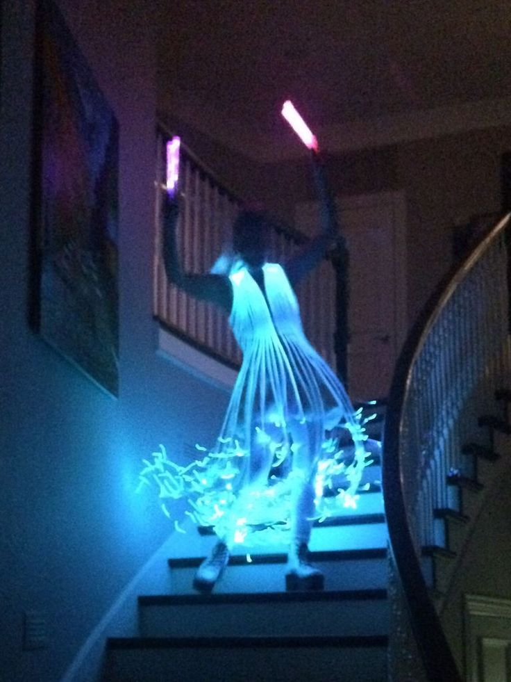 Fiber Optic Dress  Dragons  Fiber optic dress Dresses