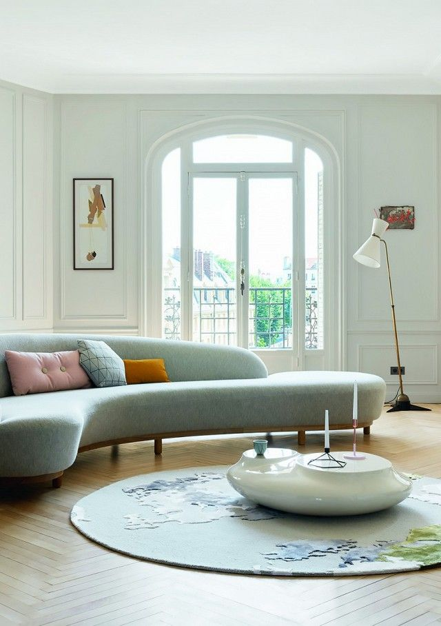 Best 25 Curved Sofa Ideas On Pinterest Curved Couch Sofa Design And Round Sofa