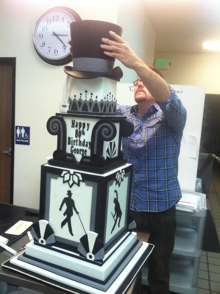 Just Because It S An Awesome Cake Men S Birthday Groom