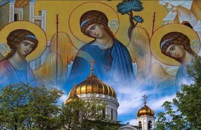 Rugăciune FOARTE PUTERNICĂ și MIRACULOASĂ către Sfânta Treime! Spune-o ACUM și Domnul va fi cu TINE!