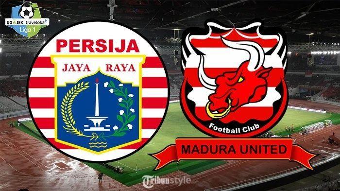 Persija Jakarta Vs Madura United Live Streaming Di 2020 Jaya Football
