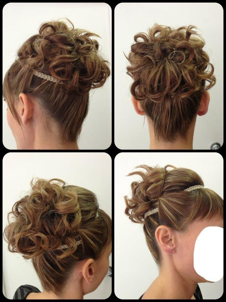 1000 images about recogidos de pelo on pinterest for Recogidos altos para novias