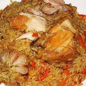 Узбекский плов с курицей рецепт – узбекская кухня: основные блюда. «Афиша-Еда»