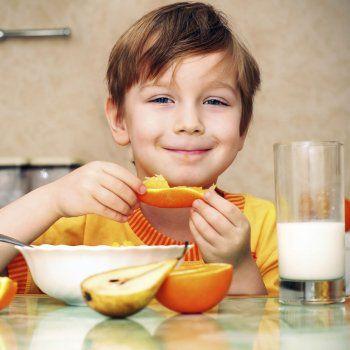 La importancia del desayuno en la alimentación infantil