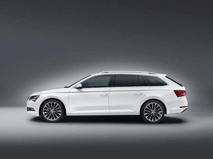 The new ŠKODA Superb Combi comes with a veritable armada of new assistance systems from higher vehicle classes for increased safety, eco-friendliness and comfort.  Like the Superb hatchback, the new Superb Combi also features Dynamic Chassis Control (DCC) ---> http://goo.gl/p8xlkc #newsuperbcombi