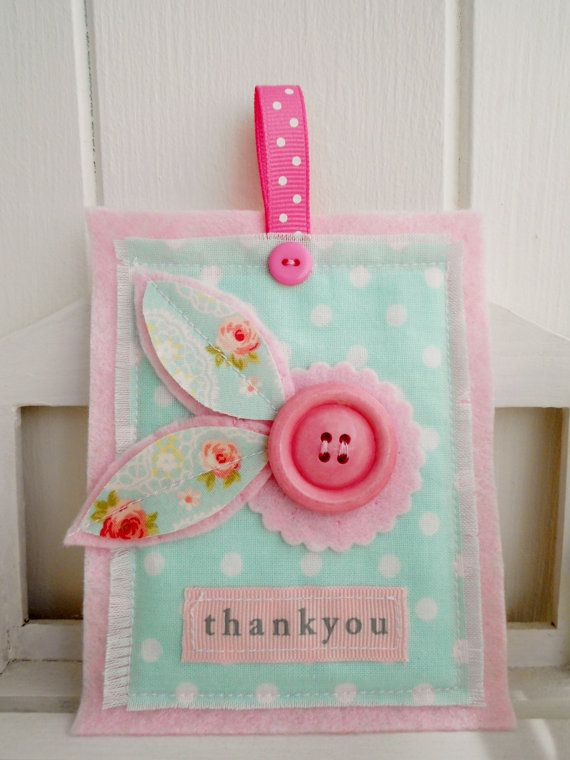 SALE  Lavender scented gift tag by picocrafts on Etsy, $4.00