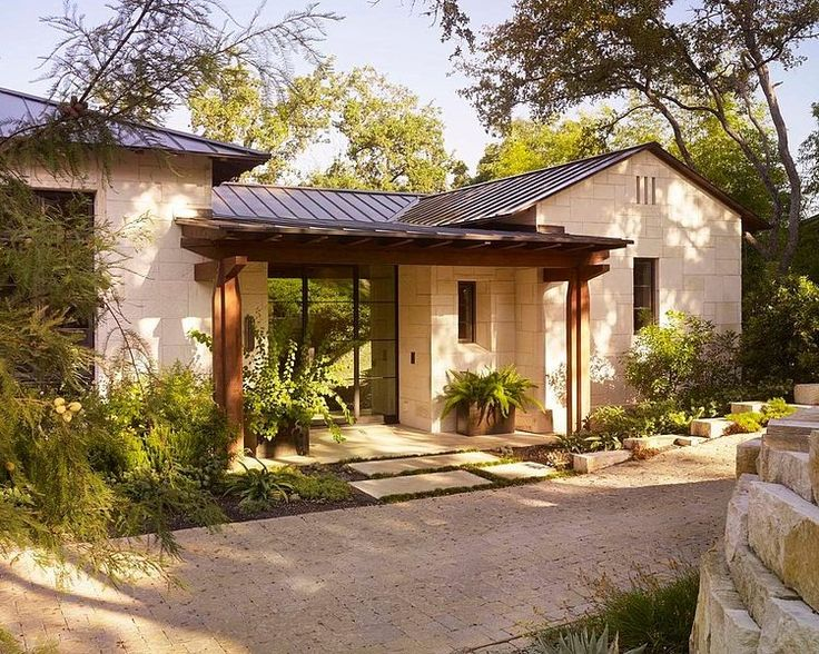 25 best ideas about brown roofs on pinterest house - Brown house with green roof ...