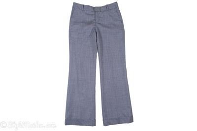Banana Republic Ryan Fit Blue Lightweight Pants Size 4 at http://stylemaiden.com