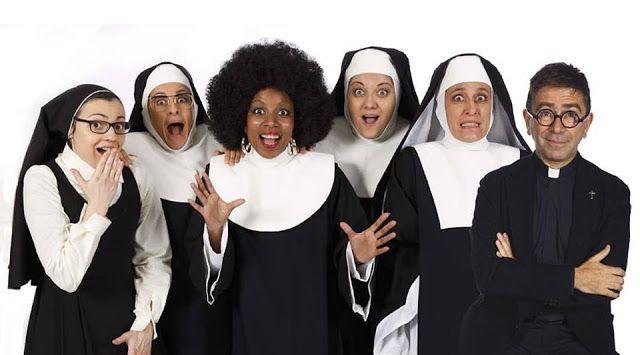 Riflettori su...di Silvia Arosio: Sister Act il Musical: ecco il cast