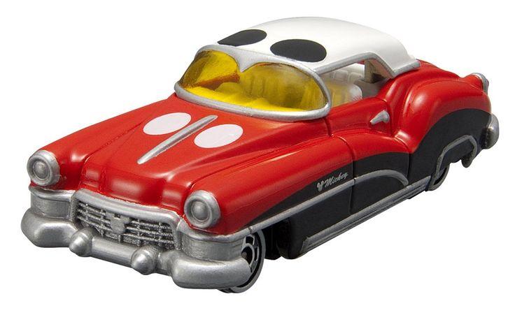 รถเหล็ก Tomica Disney Motors DM-01 Dream Star II Mickey Mouse สินค้าลิขสิทธิ์แท้ นำเข้าจากประเทศญี่ปุ่น เหมาะสำหรับเด็กอายุ 3 ปีขึ้นไป