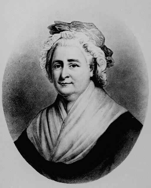 George Washington Famous Quotes During American Revolution: Mrs. George (Martha) Washington