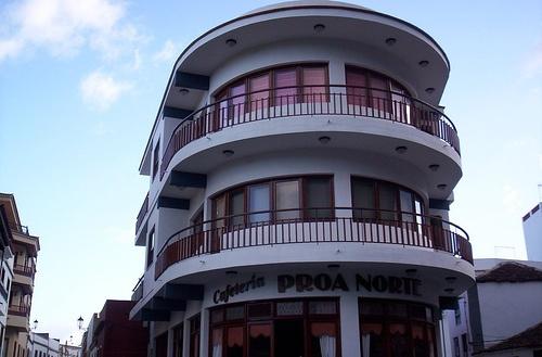 #Art Deco Design in Tenerife