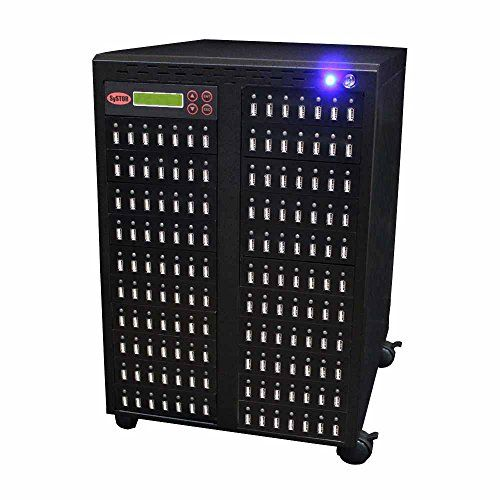 #System Systor 1 to 146 Multiple USB Thumb Drive Duplicator / USB Flash Card Copier