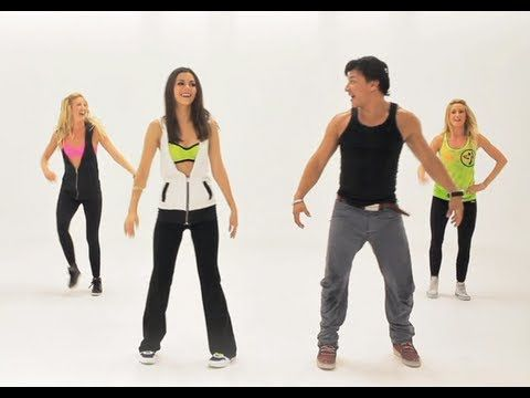 "Victoria Justice - ""Shake"" - Zumba Video for our flash mob"