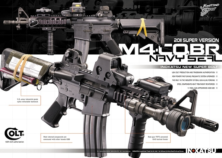 Assault rifles - Highly Modified